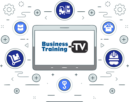 Business Training TV legal compliance eLearning training